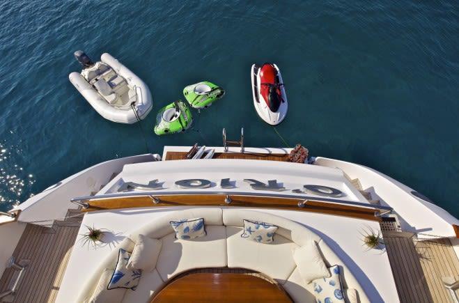 M/Y O'Rion Yacht #12