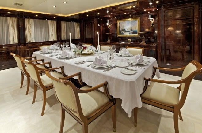 M/Y O'Rion Yacht #18