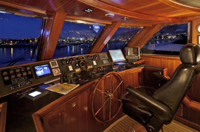 M/Y O'Rion Yacht #27