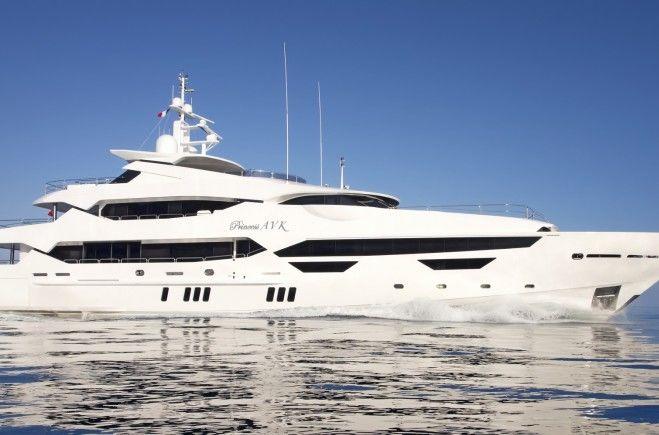 M/Y Princess AVK Yacht #1