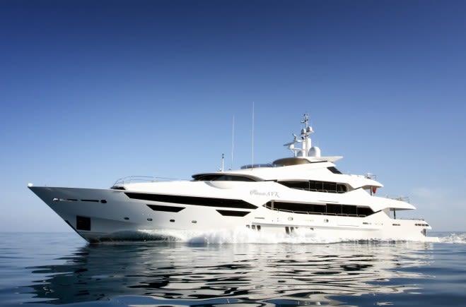 M/Y Princess AVK Yacht #3
