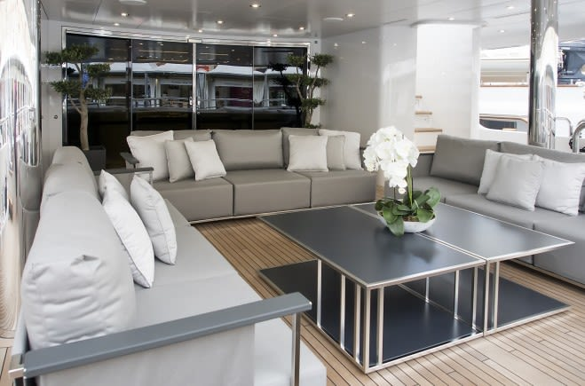 M/Y Princess AVK Yacht #12