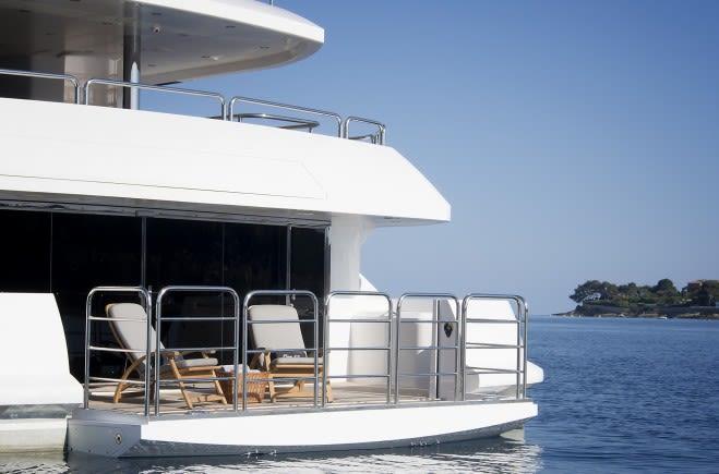 M/Y Princess AVK Yacht #10