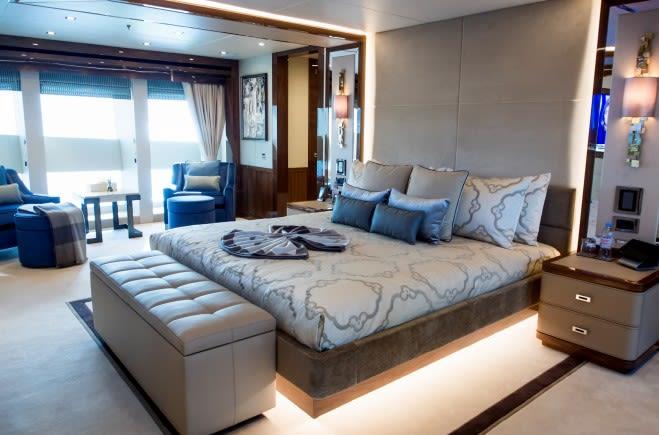 M/Y Princess AVK Yacht #17