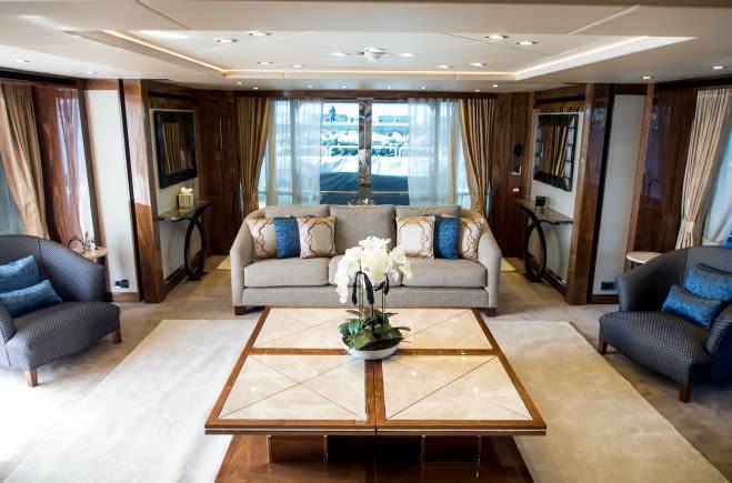 M/Y Princess AVK Yacht #15