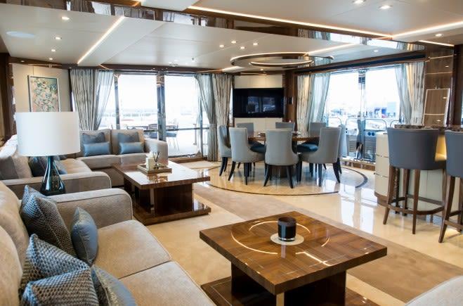 M/Y Princess AVK Yacht #14