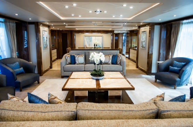 M/Y Princess AVK Yacht #13