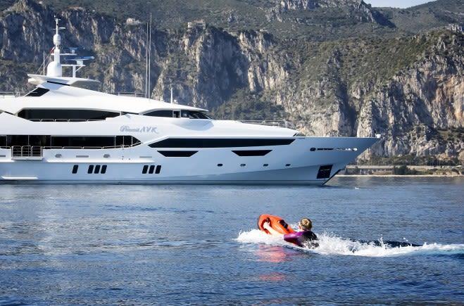 M/Y Princess AVK Yacht #8
