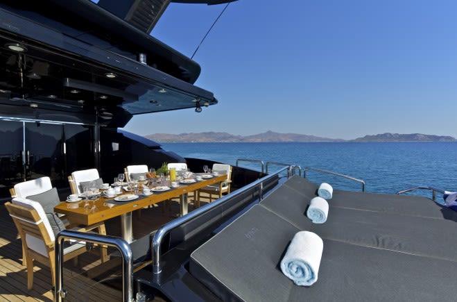 M/Y O'Pati Yacht #6