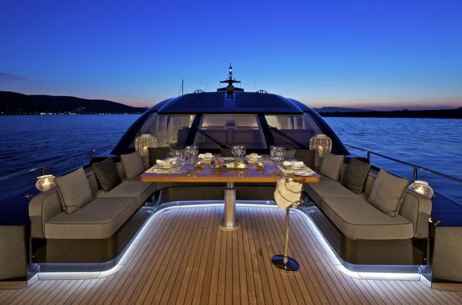 M/Y O'Pati Yacht #4