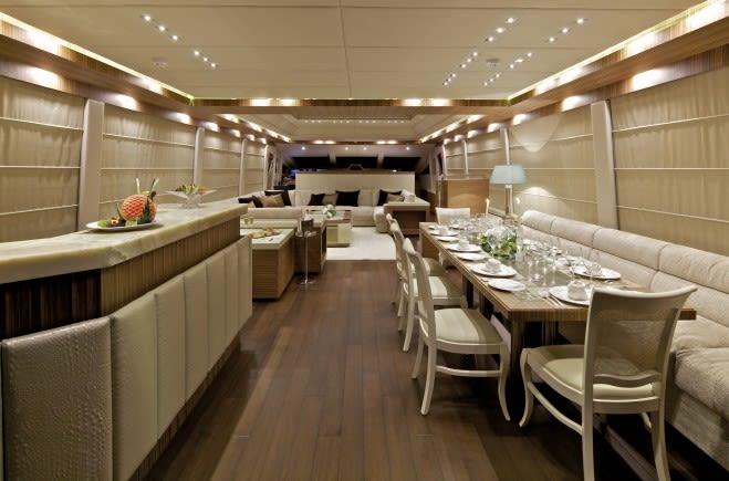 M/Y O'Pati Yacht #12