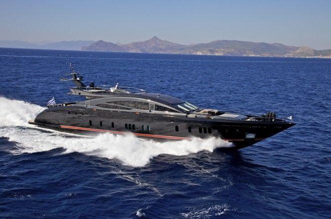 M/Y O'Pati Yacht #1