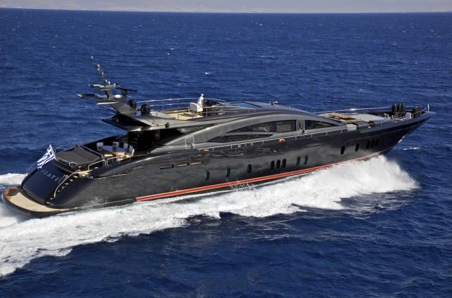 M/Y O'Pati Yacht #3