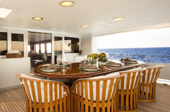 M/Y Serenity 122 Yacht #6