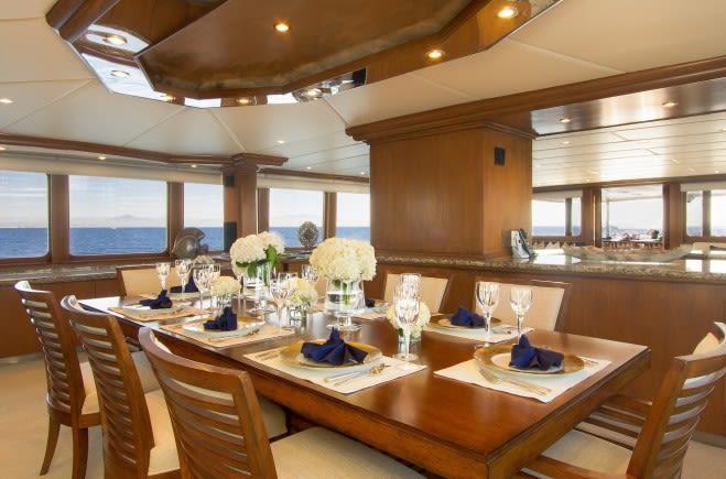 M/Y Serenity 122 Yacht #8