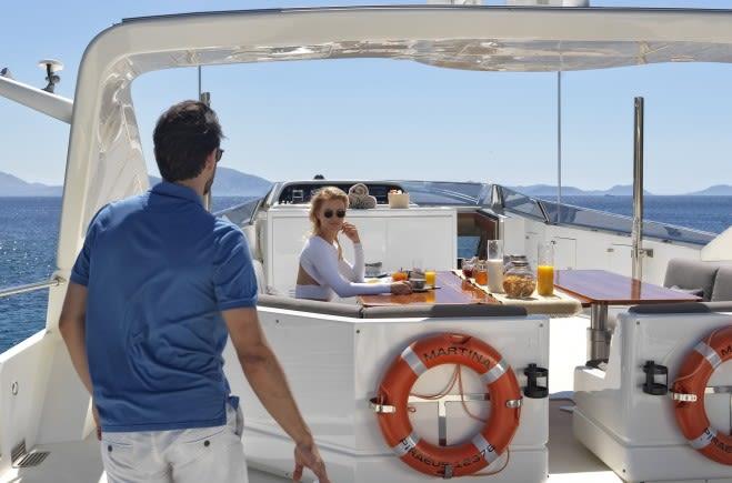 M/Y Martina Yacht #4