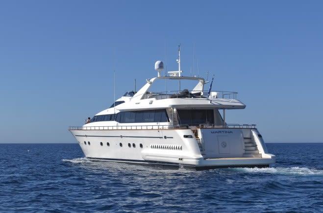 M/Y Martina Yacht #6
