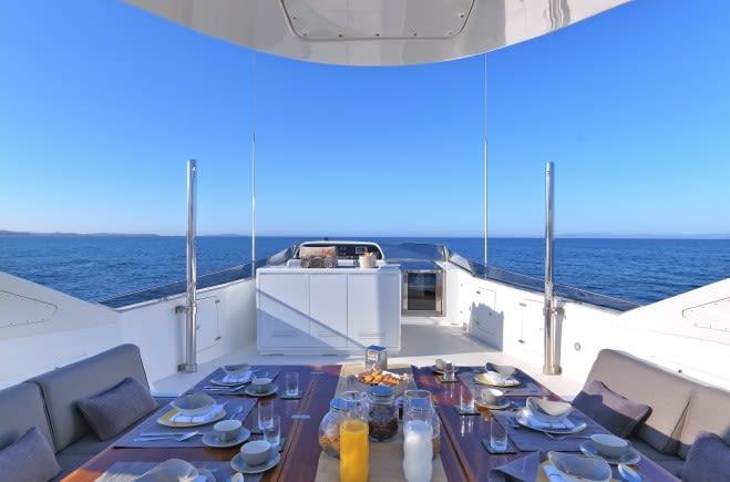 M/Y Martina Yacht #13