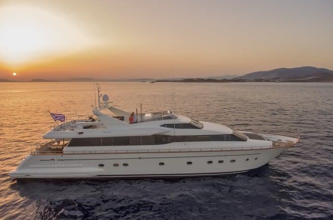 M/Y Martina Yacht #10