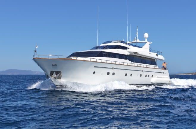 M/Y Martina Yacht #5