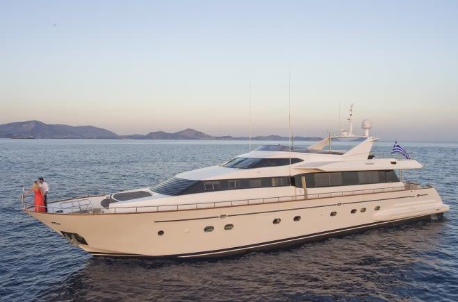 M/Y Martina Yacht #3