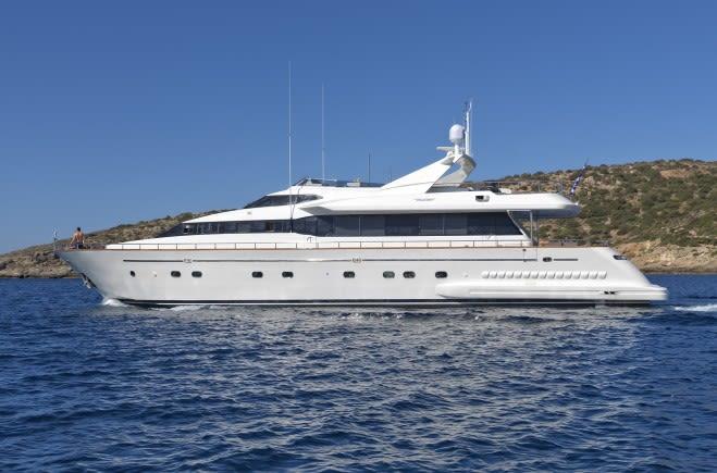 M/Y Martina Yacht #8