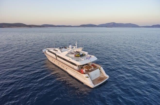 M/Y Martina Yacht #9