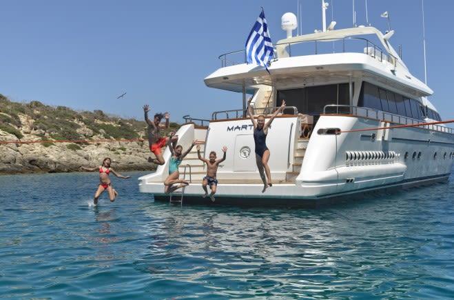 M/Y Martina Yacht #2