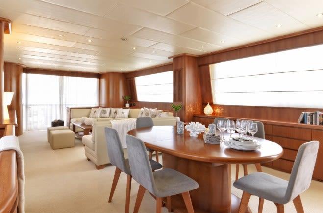 M/Y Martina Yacht #26