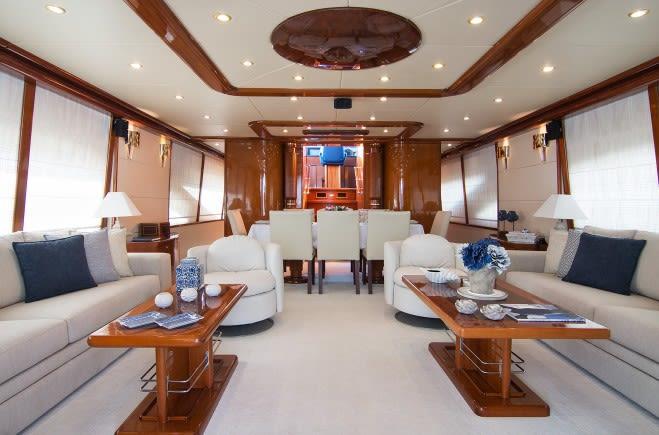 M/Y Dream B Yacht #13