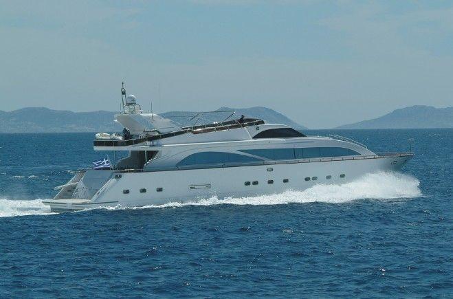 M/Y Dream B Yacht #1