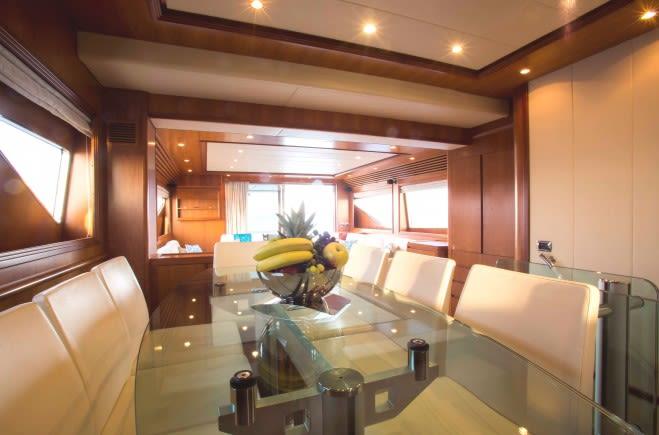 M/Y Freedom Yacht #16