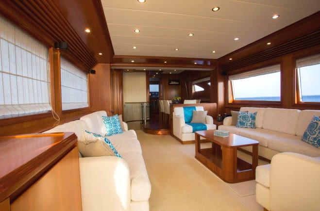 M/Y Freedom Yacht #19