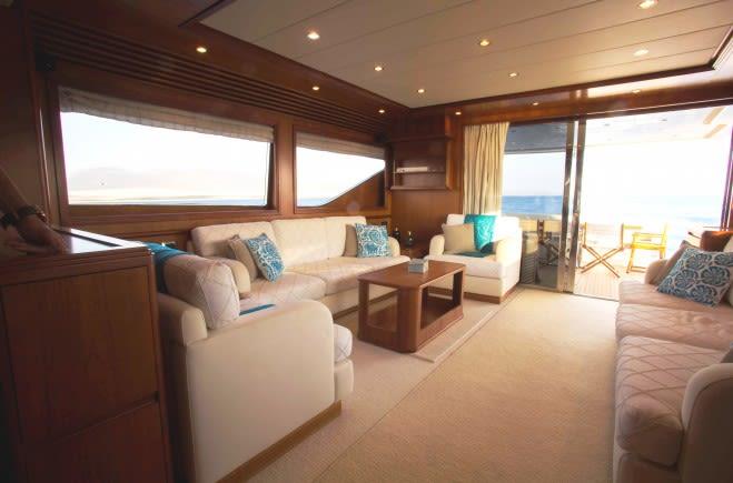 M/Y Freedom Yacht #18