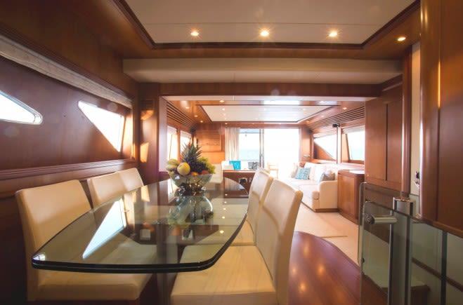 M/Y Freedom Yacht #15