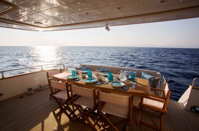 M/Y Freedom Yacht #9