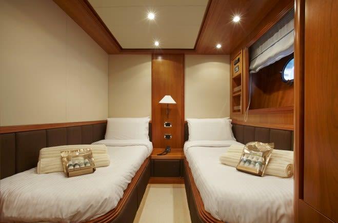 M/Y Freedom Yacht #25
