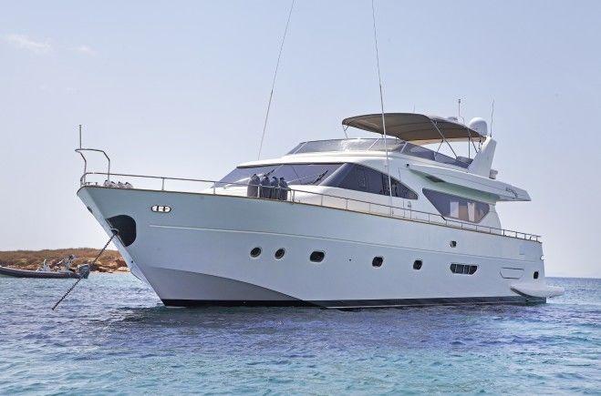 M/Y Freedom Yacht #1