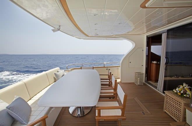 M/Y Freedom Yacht #12