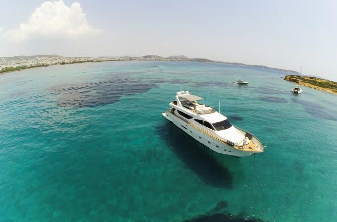 M/Y Freedom Yacht #7