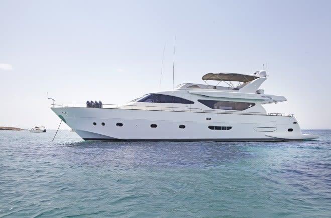 M/Y Freedom Yacht #6