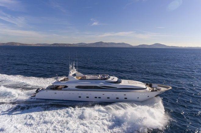 M/Y Paris A Yacht #1