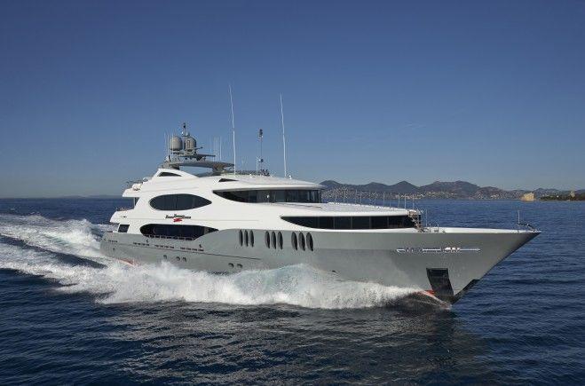 M/Y Zoom Zoom Zoom Yacht #1