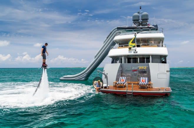 M/Y Zoom Zoom Zoom Yacht #3