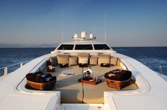 M/Y Cheeky Tiger Yacht #2