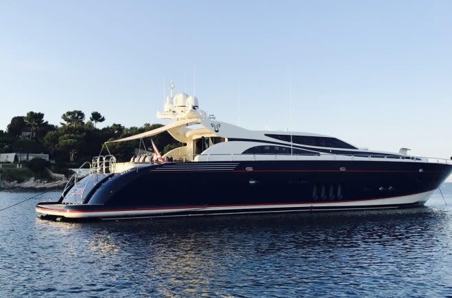 M/Y Cheeky Tiger Yacht #3