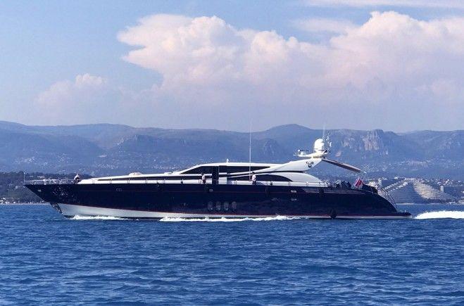 M/Y Cheeky Tiger Yacht #1