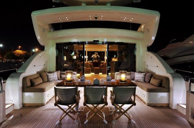 M/Y Cheeky Tiger Yacht #6