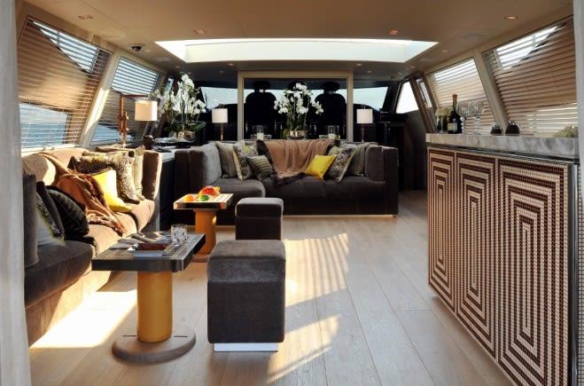 M/Y Cheeky Tiger Yacht #12