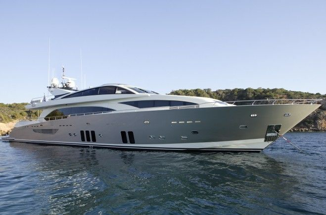 Dragon Yacht Charter | Couach